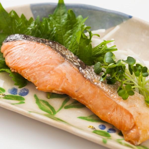 鮭の塩焼き【無菌・無添加】