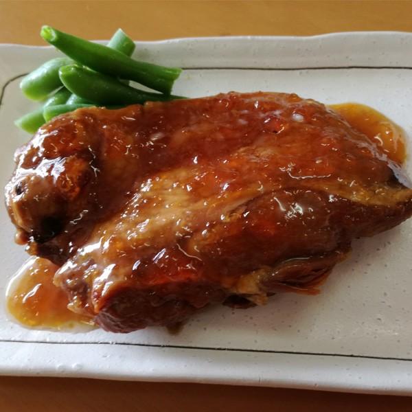 鶏の照り焼き【無菌・無添加】