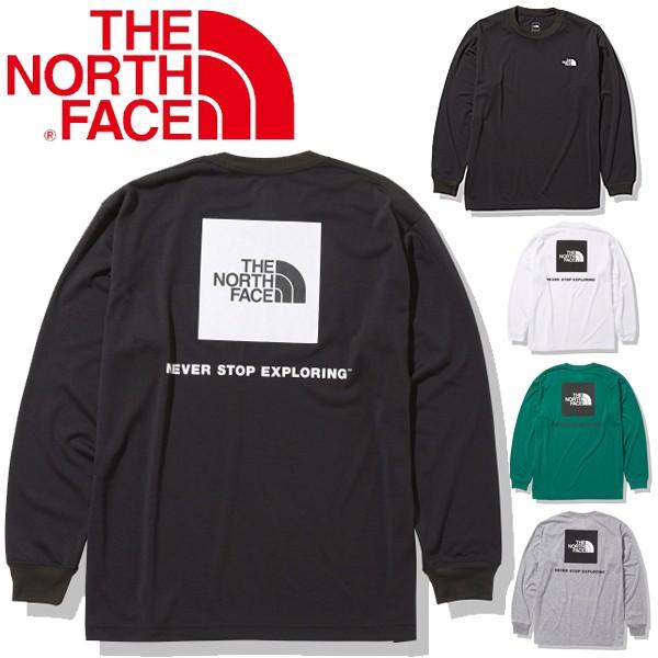 Tシャツ 長袖 メンズ ノースフェイス THE NORTH F...