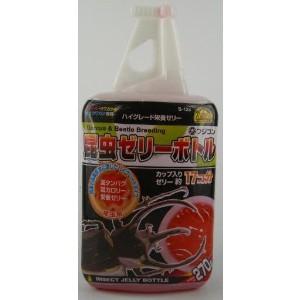 フジコン 昆虫ゼリーボトル 270g