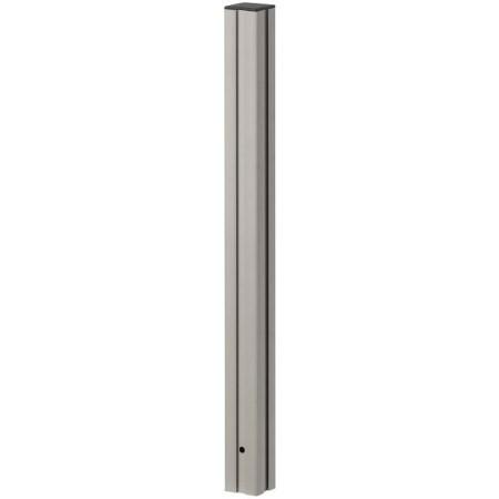ホームEXアルミ柱 60角×750 HEX-0160