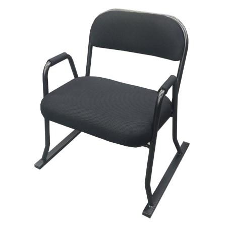 スタッキング肘付高座椅子 STK-ハニカム