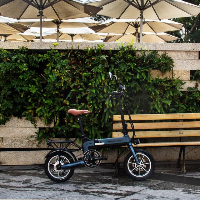 【予約販売に付きポイント10倍還元】次世代ハイブリッドSmart eBike RICHBIT TOP619,世界最軽量級電動バイク,これまでない楽しい乗り物