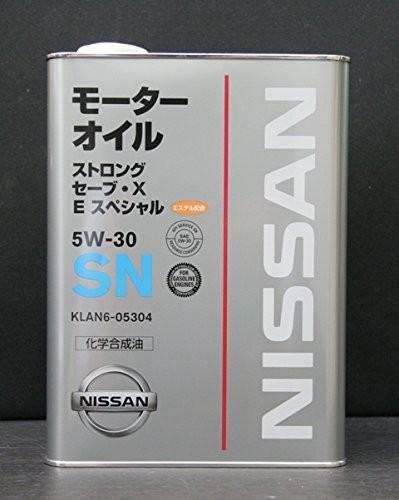 NISSAN(ニッサン)/純正 エンジンオイル SN 5W-...