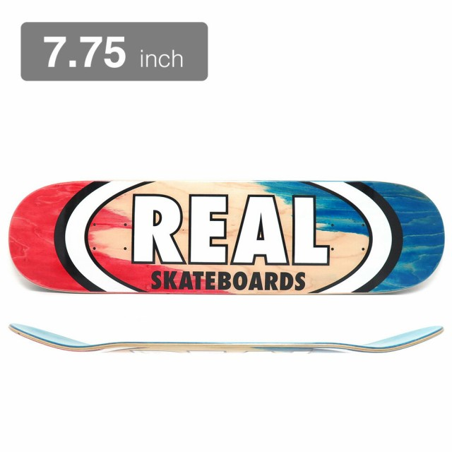 REAL DECK リアル デッキ TEAM ANGLE DIP OVALS R...
