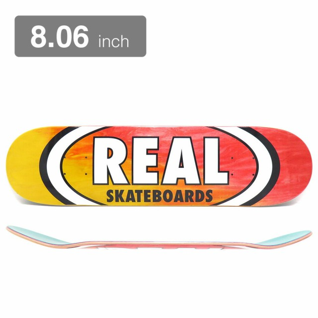 REAL DECK リアル デッキ TEAM ANGLE DIP OVALS Y...