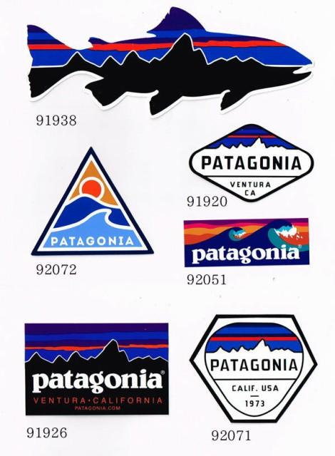 PATAGONIA(パタゴニア) ステッカー