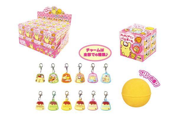 ポムポムプリン バスボール おもちゃ 知育玩具