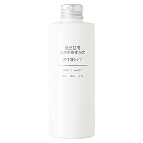 無印良品 敏感肌用 薬用美白化粧水 高保湿タイプ ...