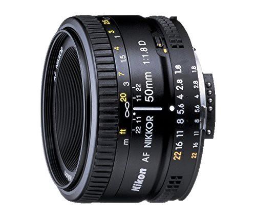 《中古》 Nikon 単焦点レンズ Ai AF Nikkor 50mm ...
