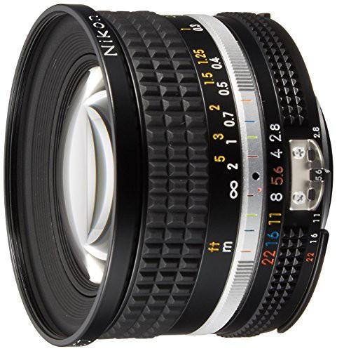 《中古》 Nikon 単焦点レンズ AI 20 f/2.8S フル...