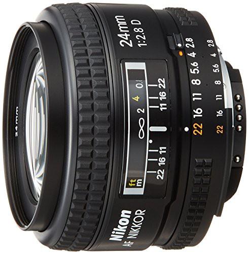 《中古》 Nikon 単焦点レンズ Ai AF Nikkor 24mm ...