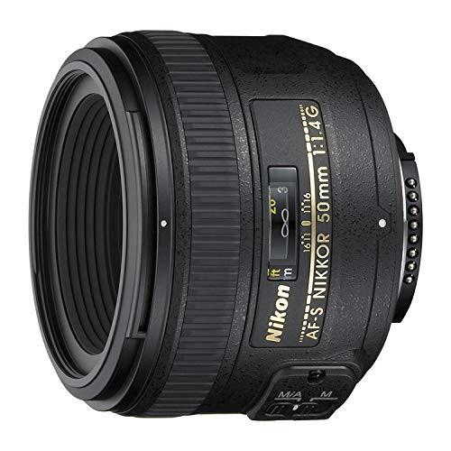 《中古》 Nikon 単焦点レンズ AF-S NIKKOR 50mm f...