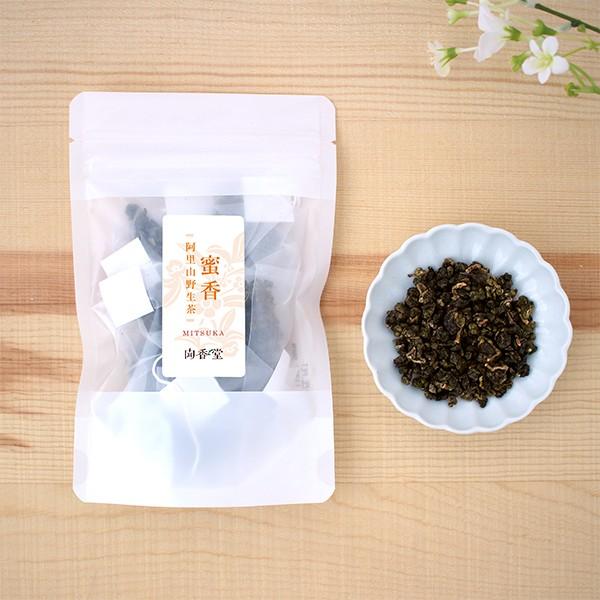 【蜜香(mitsuka)ティーバッグ30g】 台湾烏龍茶201...