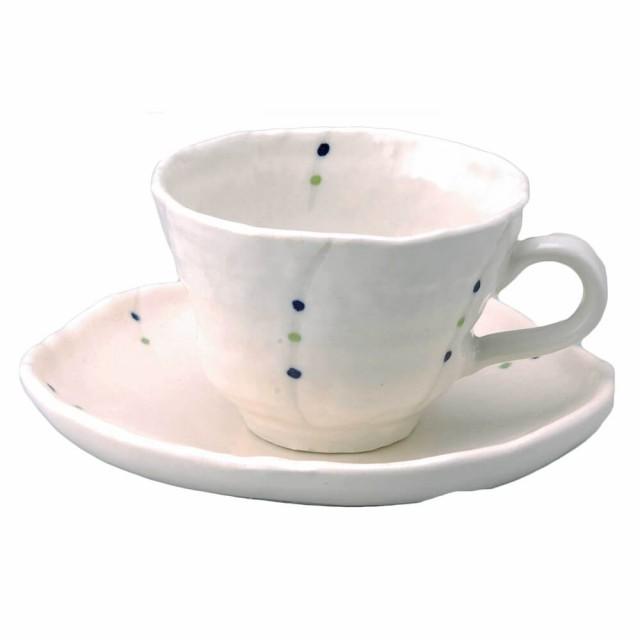 コーヒーカップ ソーサー 碗皿/ 風紋 コーヒーC/S...