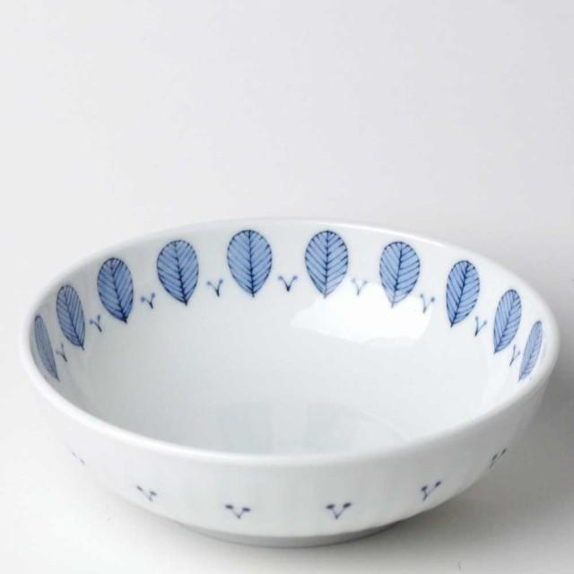 軽量 薄手 白磁 小鉢/ ハーブミント4.0鉢 直径12....