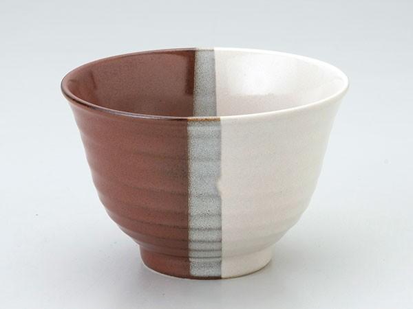 たまごかけご飯に最適な深茶碗 三色塗分