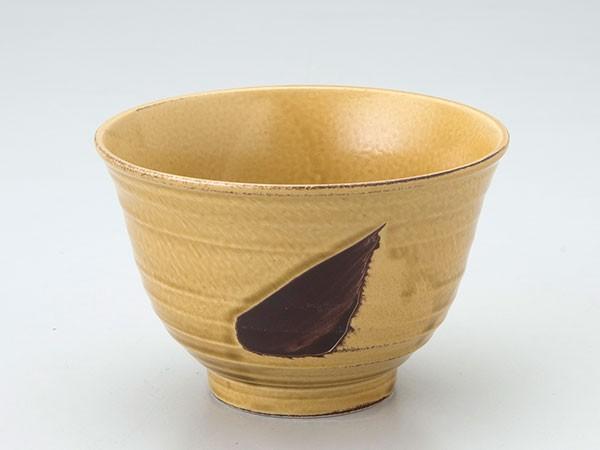 たまごかけご飯に最適な深茶碗 黄