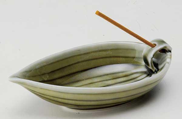 笹舟香立鉢