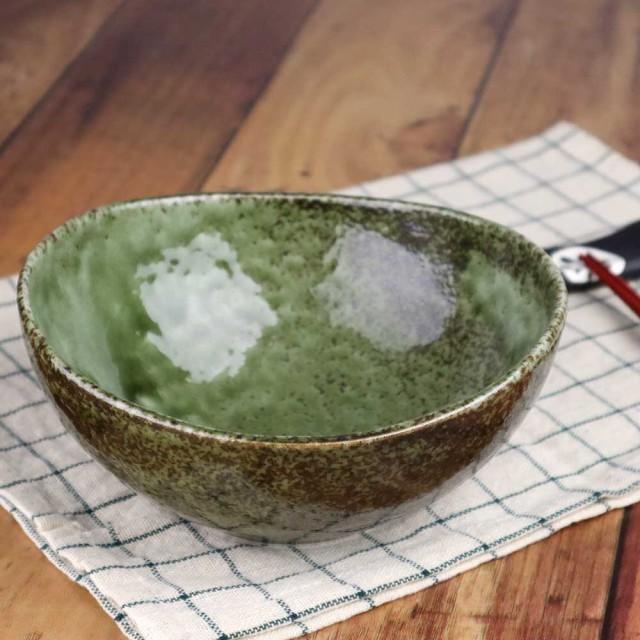 中鉢 煮物鉢 サラダ鉢/ おりべイラボ5.0楕円鉢 16...