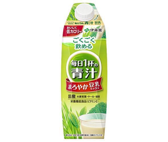 送料無料 【2ケースセット】伊藤園 毎日1杯の青汁...