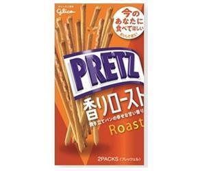 【送料無料・2ケースセット】グリコ PRETZ(プリッ...
