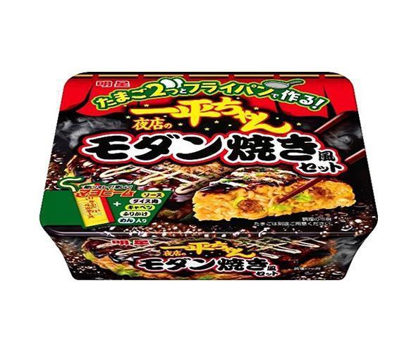 送料無料 明星食品 一平ちゃん 夜店のモダン焼き...
