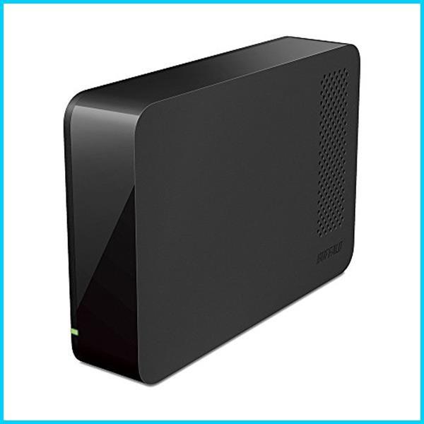 BUFFALO USB3.0 外付けハードディスク PC/家電対...