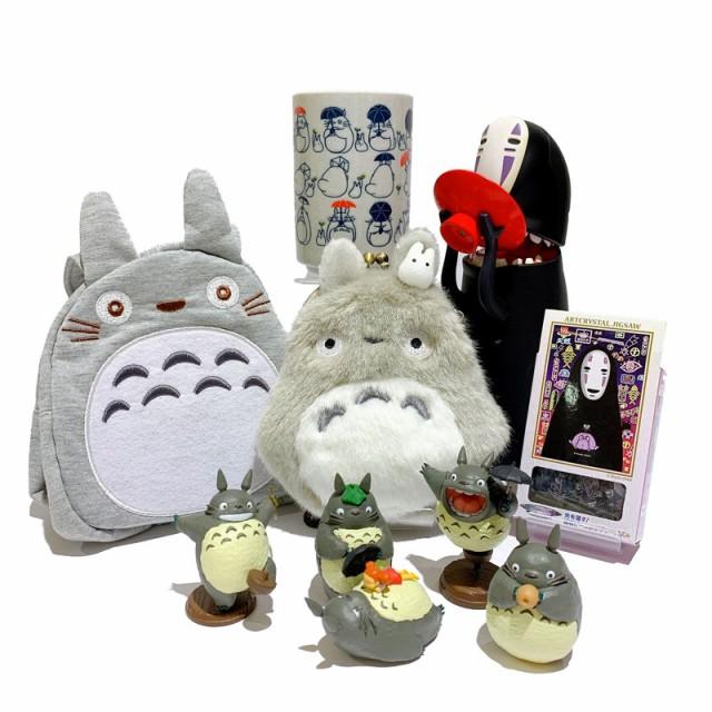 ジブリ人気商品セットC【トトロとカオナシセット...