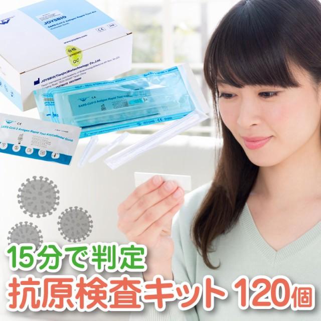 抗原検査キット 120個入り(12個入×10箱) 1個3,31...