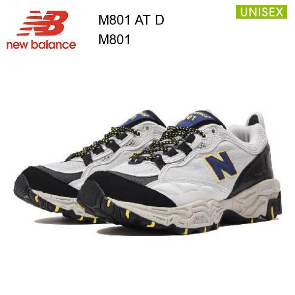 ニューバランス New Balance M801 AT D ユニセッ...