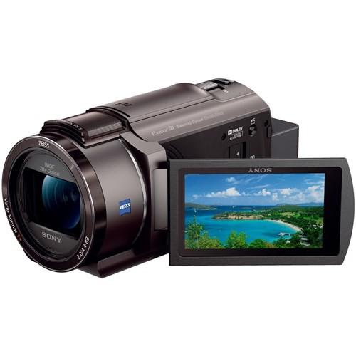 【無料長期保証】ソニー FDR-AX45-TI 「Handycam...