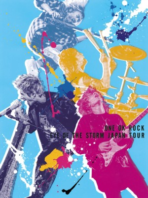 "【DVD】ONE OK ROCK""EYE OF THE STORM"" JAPAN TOU..."