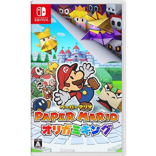 ペーパーマリオ オリガミキング Nintendo Switch...