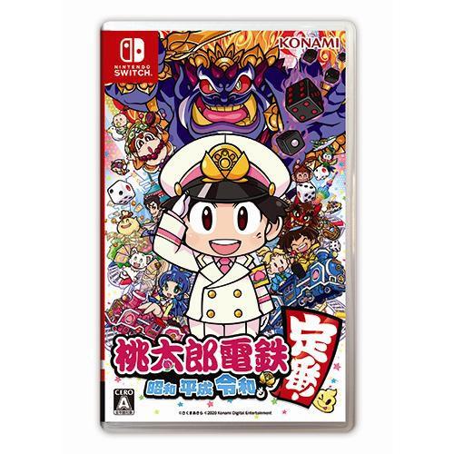 桃太郎電鉄 〜昭和 平成 令和も定番!〜 Nintendo...