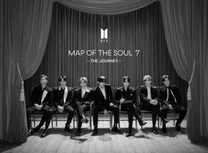 【CD】BTS / MAP OF THE SOUL : 7 ~ THE JOURNEY...