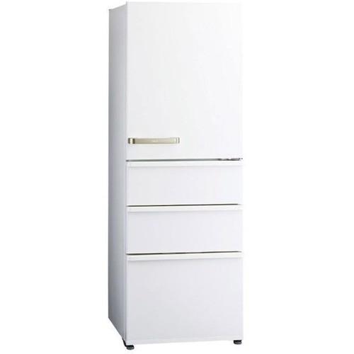 【無料長期保証】アクア AQR-36K(W) 4ドア冷蔵庫 ...