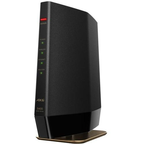 無線ルーター バッファロー  Wi-Fi WSR-5400AX6-M...