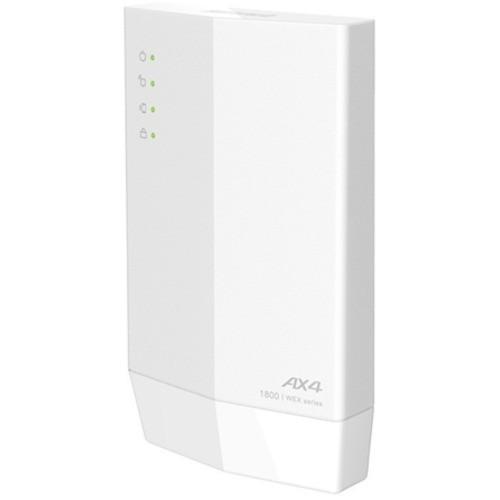 バッファロー WEX-1800AX4 無線LAN中継器 ホワイ...
