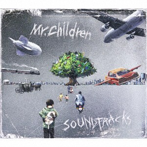 【CD】Mr.Children / SOUNDTRACKS(初回限定盤B)(...
