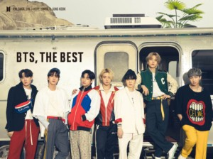 【CD】BTS / BTS, THE BEST(初回限定盤B)(2DVD付...