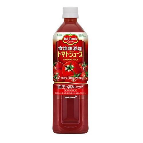 デルモンテ 食塩無添加トマトジュース(900g)