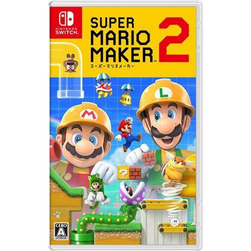 スーパーマリオメーカー 2 通常版 Nintendo Swit...