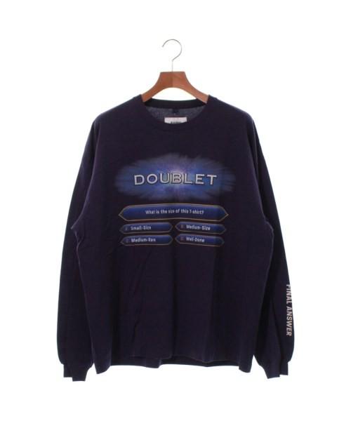 Doublet ダブレット Tシャツ・カットソー メンズ