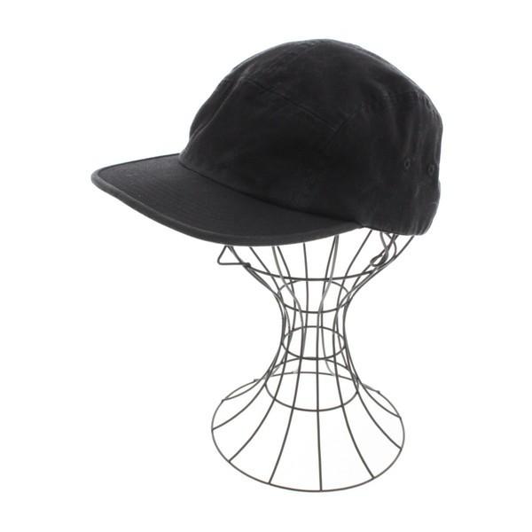 Supreme  / シュプリーム メンズ 帽子 色:黒 サ...