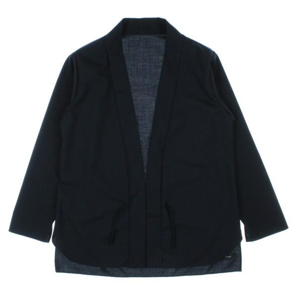 the sakaki / ザサカキ メンズ ブルゾン 色:紺系...