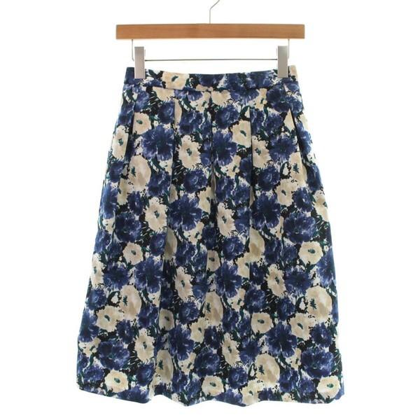 monable / モナブル レディース スカート 色:青...