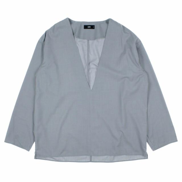 HARE  / ハレ メンズ シャツ 色:グレー系 サイズ...