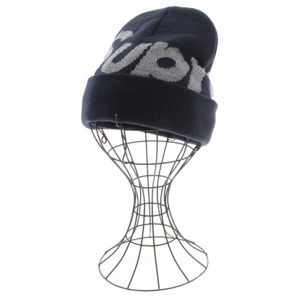 Supreme  / シュプリーム メンズ 帽子 色:紺系x...