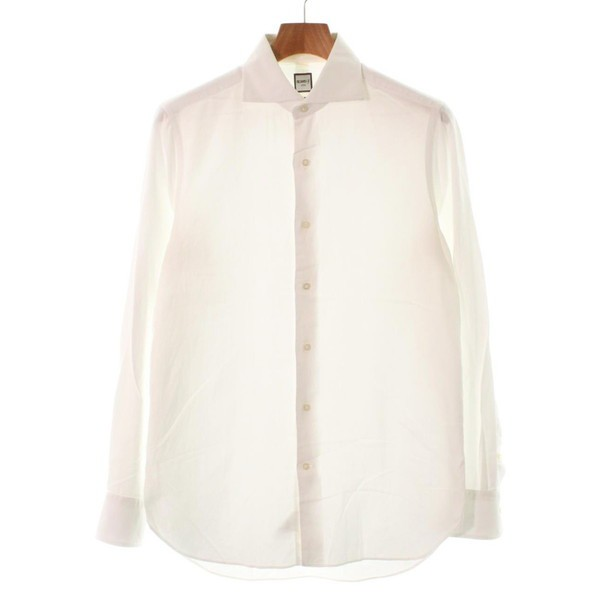BEAMS F  / ビームスエフ メンズ シャツ 色:白系...
